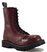 Steel - 10 soros, Cherry Red bakancs