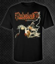 Pokolgép - Totális Metál póló