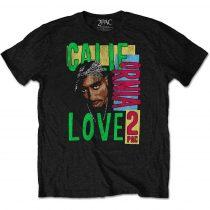 Tupac - California Love póló