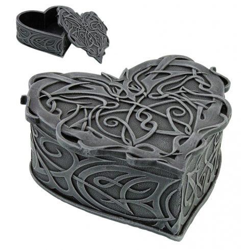 Szív alakú doboz