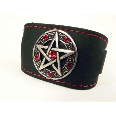 Pentagram karkötő