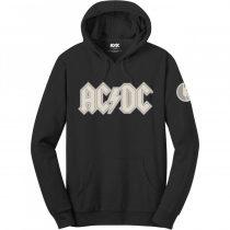 AC/DC - Logo & Angus (Applique Motifs) pulóver