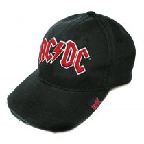 AC/DC - Red Logo baseball sapka