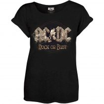 AC/DC - Rock or Bust női póló