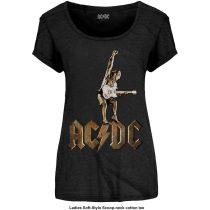 AC/DC - Angus Statue női póló