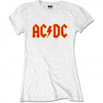AC/DC - Logo (Retail Pack) női póló