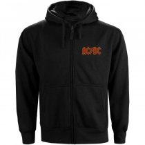 AC/DC - Logo Back pulóver