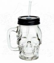 Alchemy Glass Skull pohár
