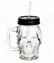 Alchemy Glass Skull pohár