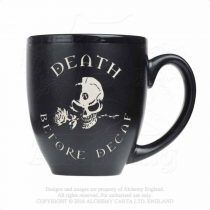 Alchemy Death Before Decaf bögre