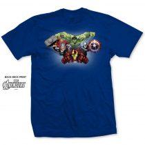 Avengers Character Fly póló