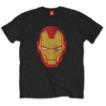 Iron Man Distressed póló