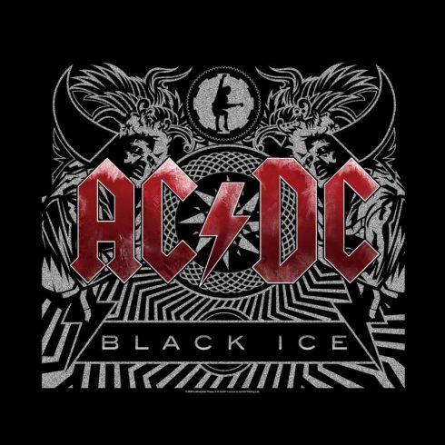 AC/DC - Black Ice kendő