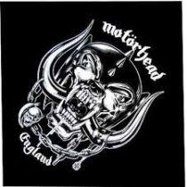 Motorhead - England kendő
