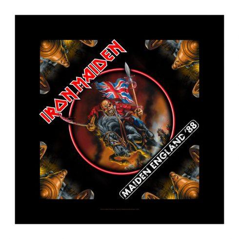 Iron Maiden - Maiden England kendő