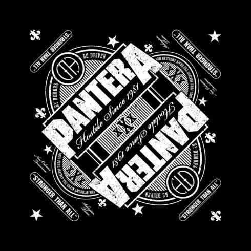 Pantera - Stronger Than All kendő