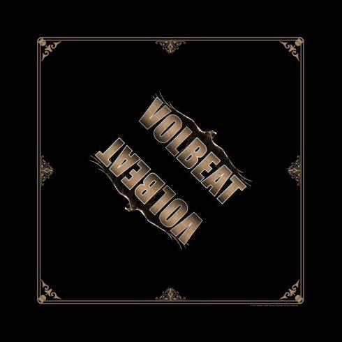 Volbeat - Raven Logo kendő
