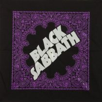 Black Sabbath - Logo kendő