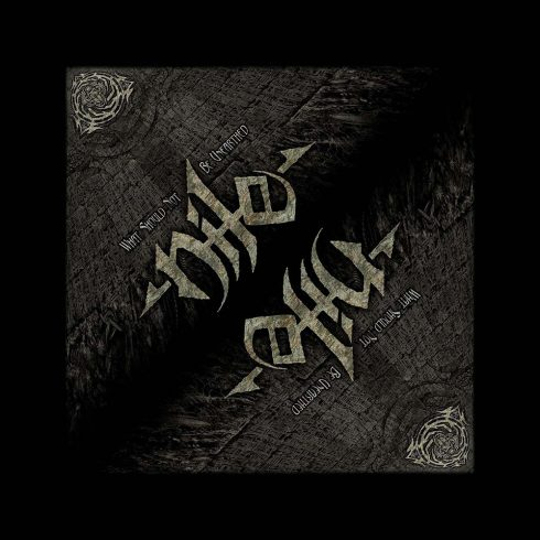 Nile - What Should Not Be Unearthed kendő