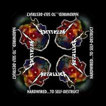Metallica - Hardwired To Self Destruct kendő
