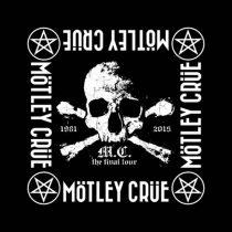 Mötley Crüe - The Final Tour kendő