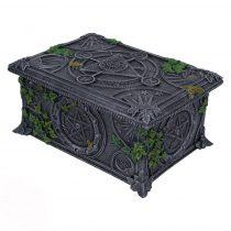 Wiccan Pentagram doboz