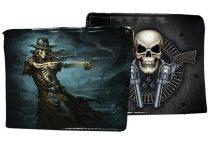 Gunslinger pénztárca