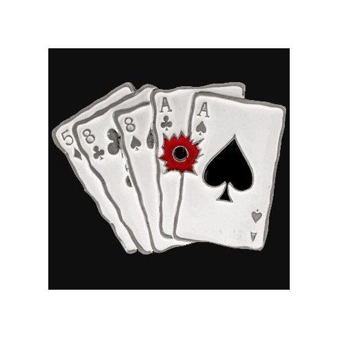 Póker övcsat