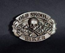 Old Skool Biker övcsat