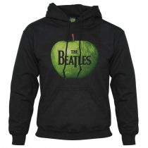 The Beatles - Apple Black pulóver