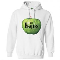 The Beatles - Apple White pulóver