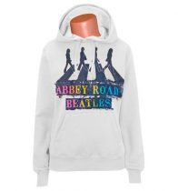 The Beatles - Abbey Road Spray női pulóver