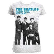 The Beatles - You Can't Buy Me Love női póló
