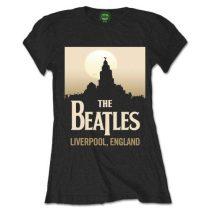 The Beatles - Liverpool England női póló