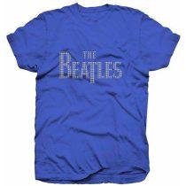The Beatles - Drop T Logo női póló