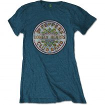 The Beatles - Sgt Pepper Drum női póló