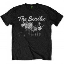 The Beatles - 1968 Live Photo póló