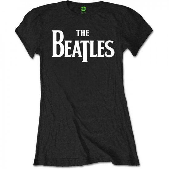 The Beatles - Drop T Logo (Retail Pack) női póló