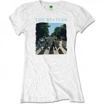 The Beatles - Abbey Road & Logo (Retail Pack) női póló