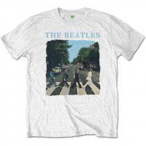 The Beatles - Abbey Road & Logo (Retail Pack) póló