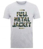 Full Metal Jacket - CAMO BULLETS póló
