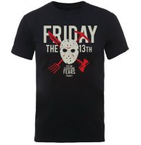 The Friday 13th - DAY OF FEAR póló
