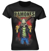 Ramones - GABBA GABBA HEY PINHEAD női póló