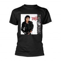 Michael Jackson - BAD (BLACK) póló