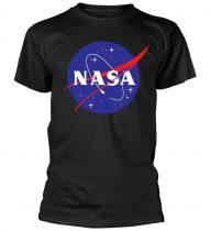 NASA - INSIGNIA LOGO (BLACK) póló