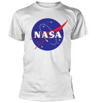 NASA - INSIGNIA LOGO (WHITE) póló