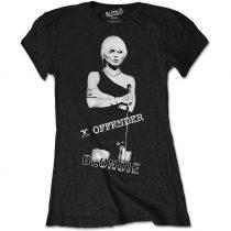 Blondie - X Offender női póló