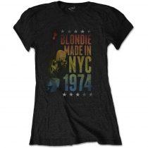Blondie - Made in NYC női póló