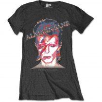David Bowie - Aladdin Sane női póló