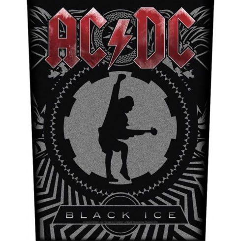 AC/DC - Black Ice hátfelvarró